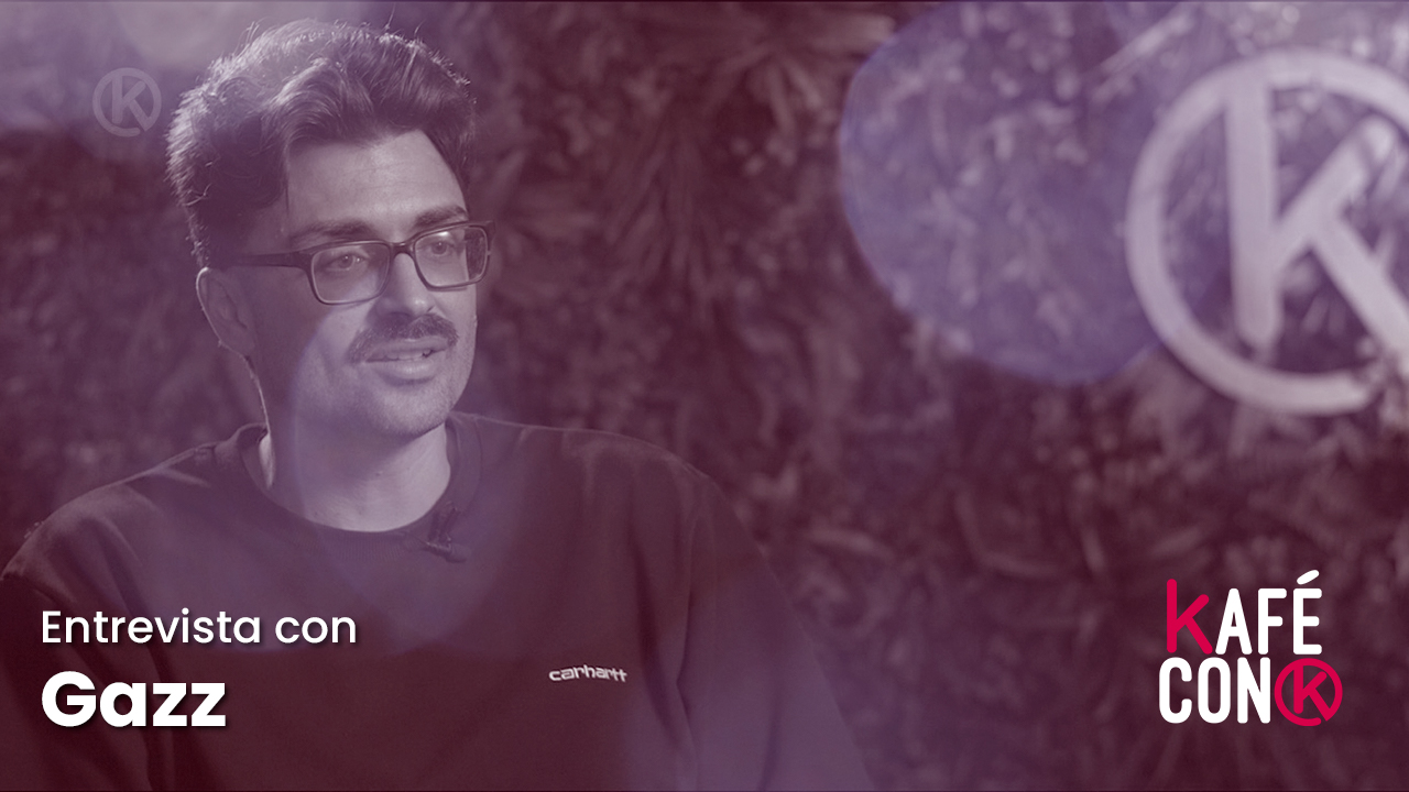 Hoy en Kafé con K entrevistamos a Christophe Gaziello (Gazz). Humorista y actor que nos lleva haciendo reir desde hace bastante tiempo.